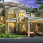 Rumah Emerald Mansion
